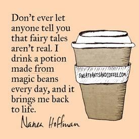 Magic Coffee!