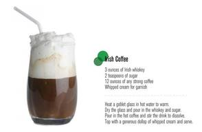 Irish Coffee!