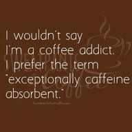 Coffee Addict!