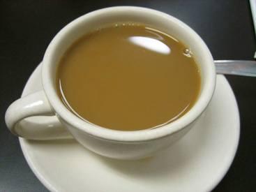 Cafe' Au Lait!