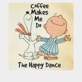 Fridays And Caffeine!