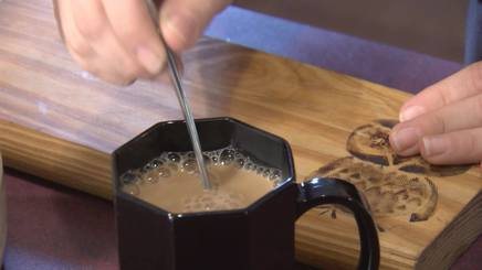 Homemade Coffee Creamer!