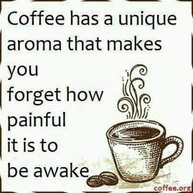 One Reason To Love Caffeine!