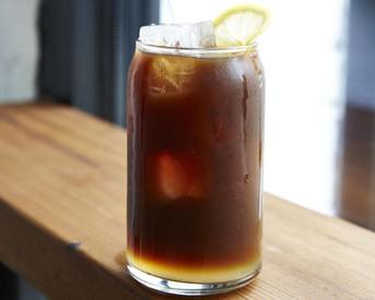 Cold Brew Coffee Lemonade!