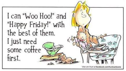 Do The Friday Dance!