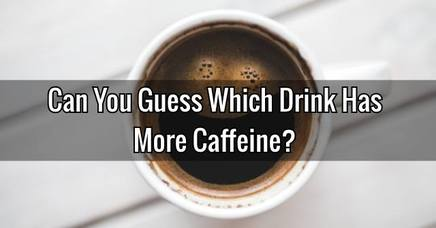 Take The Caffeine Quiz!