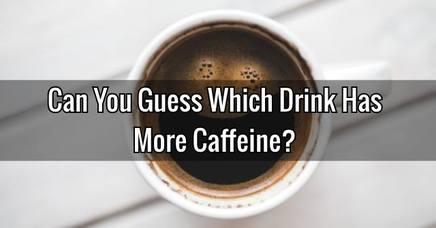 Take The Caffeine Quiz!