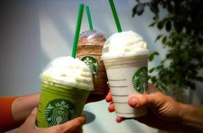 Starbucks Frappy Hour Is Here!