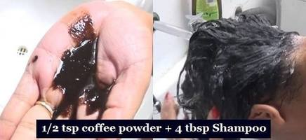 Diy Coffee Shampoo For Hair Growth!