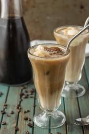 Coffee Cooler Float!
