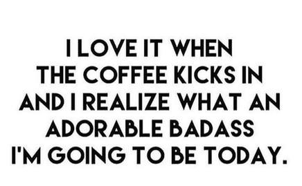 Going To Be A Productive Day!