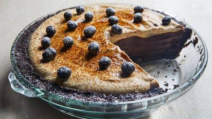 No Bake Espresso Mud Pie!