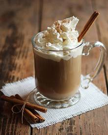 Kahlua Pumpkin Spiced Coffee!