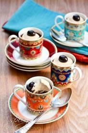Chocolate Pots De Creme Espresso Creme!