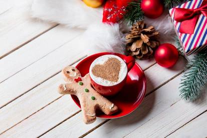 Gingerbread Latte!