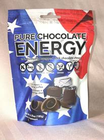 Pure Chocolate Energy!