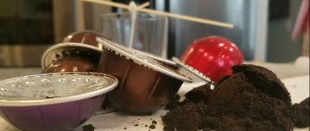 Countless Uses For Old Coffee Grounds!