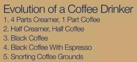 Coffee Evolution?