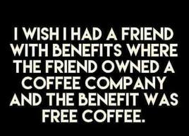 Friends W/ Benefits?
