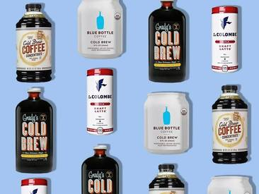 10 Dietician Approved Cold Brew Coffees!