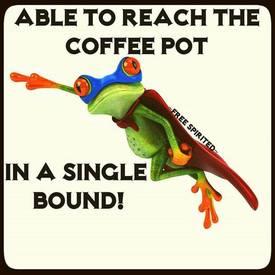 Caffeine Man!