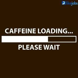 Coffee Loading!