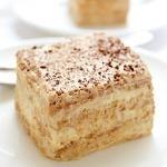 Cappuccino Icebox Cake!