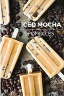 Cold Brew Iced Mocha Pops!