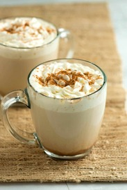 Homemade Pumpkin Spice Latte!