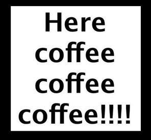 Here Coffee!
