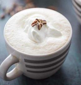 Butter Pecan Latte!