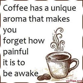 Coffee Aroma!