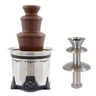 "19"" Sephra Elite UPGRADE - Stainless Steel Home Chocolate Fountain"