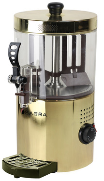 Hot Chocolate Machine - Drinking Chocolate Dispenser GOLD (3L)