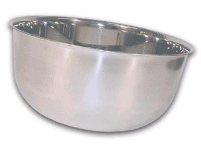 Accessories - Replacement Stainless Steel Bowl - fits Rev X3210 & Rev Delta