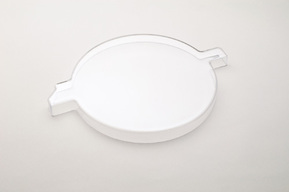 Accessories - Replacement Clear Lid Bowl Cover - Rev1 & Rev2
