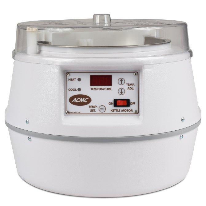 Coffee, Cocoa & Tea Equipment Acmc Tabletop Chocolate Tempering Machine Digital Temp Readout 6 Lb Capacity