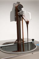 The Skimmer - Belt Driven -  Chocovison Chocolate Spout Dispenser (Fill Molds) - Fits 30 lb machine