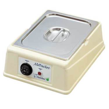 Dry Chocolate Warmer & Melter - Electric Melting Machine - 1.585 Gallon (Small)