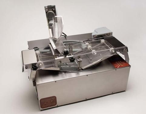 rev 2 tempering machine