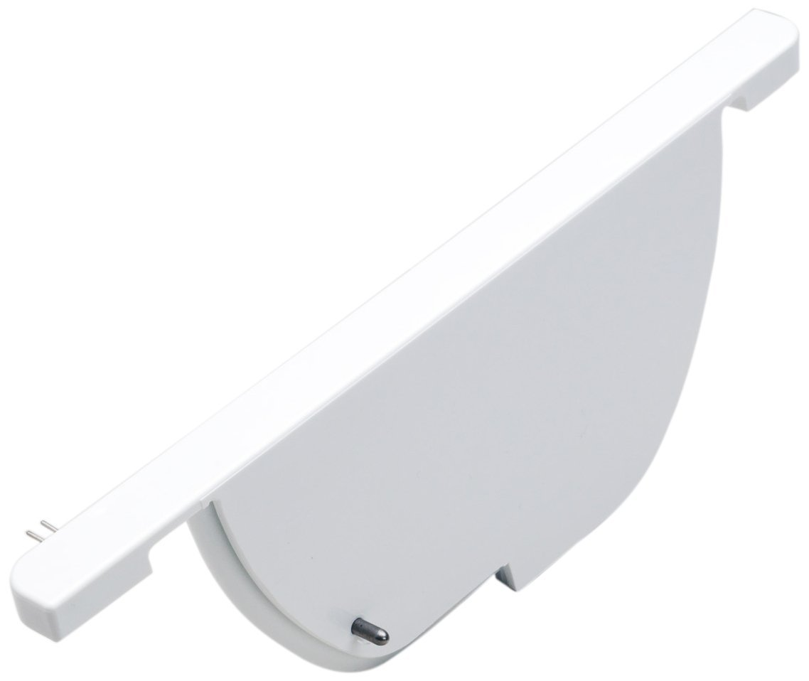 Baffle white small