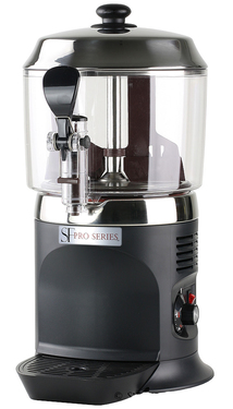 Hot Chocolate Machine - Commercial Drinking Chocolate Dispenser BLACK (5L)