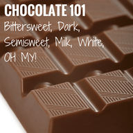 Baking Basics: Chocolate 101!