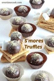 S'mores Truffles!