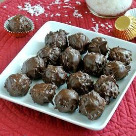 Copycat Mounds Chocolate Candy!