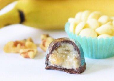 Banana Cream Ganache!