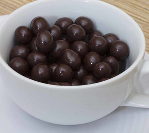 Chocolate Covered Coffee Beans!