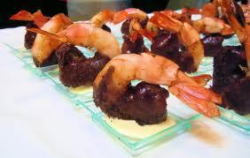 Chocolate Shrimp?