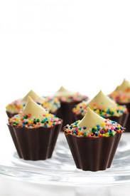 Boozy Cupcake Pudding Shooters!