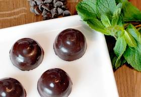 Mint Julep Chocolates!